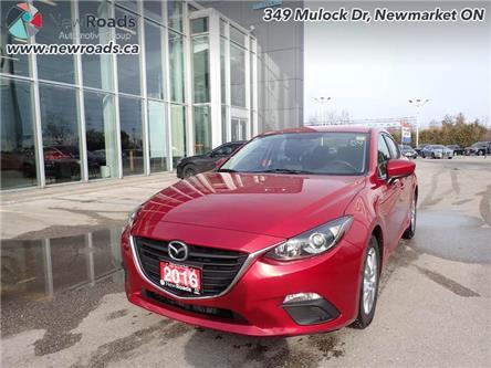2016 Mazda Mazda3 GS (Stk: 14398) in Newmarket - Image 1 of 30