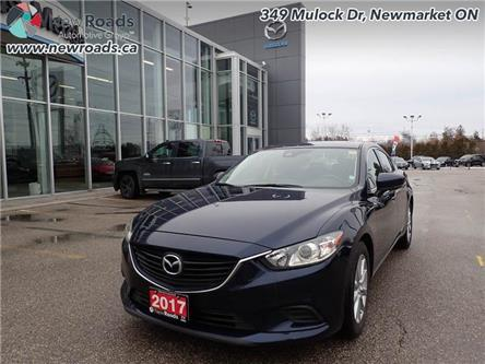 2017 Mazda MAZDA6 GS (Stk: 14400) in Newmarket - Image 1 of 30