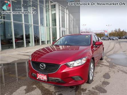 2016 Mazda MAZDA6 GS (Stk: 14397) in Newmarket - Image 1 of 30