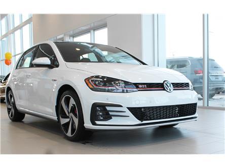 2020 Volkswagen Golf GTI Autobahn (Stk: 70096) in Saskatoon - Image 1 of 10