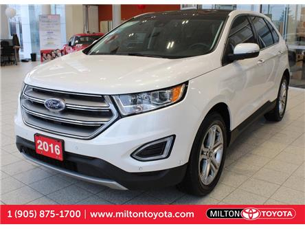 2016 Ford Edge Titanium (Stk: B45113) in Milton - Image 1 of 40