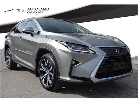 2017 Lexus RX 350 Base (Stk: C35451) in Thornhill - Image 1 of 29