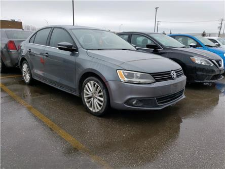 2013 Volkswagen Jetta 2.0 TDI Highline (Stk: DM355454T) in Sarnia - Image 1 of 4