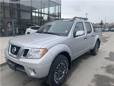 2019 Nissan Frontier PRO-4X (Stk: T19358) in Kamloops - Image 1 of 27