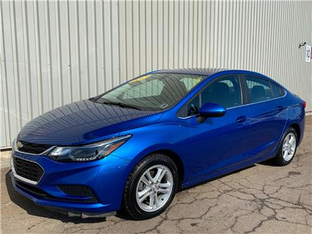 2017 Chevrolet Cruze LT Auto (Stk: X4877A) in Charlottetown - Image 1 of 20
