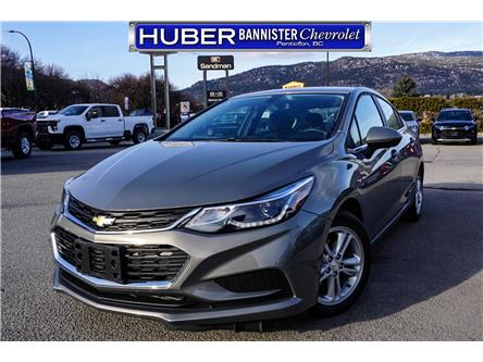 2018 Chevrolet Cruze LT Auto (Stk: 9451A) in Penticton - Image 1 of 19