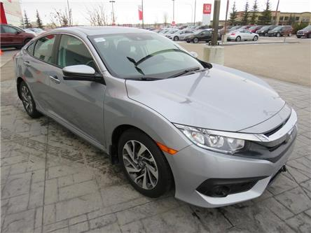 2018 Honda Civic EX (Stk: D186339) in Airdrie - Image 1 of 30