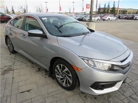 2018 Honda Civic EX (Stk: D186344) in Airdrie - Image 1 of 30