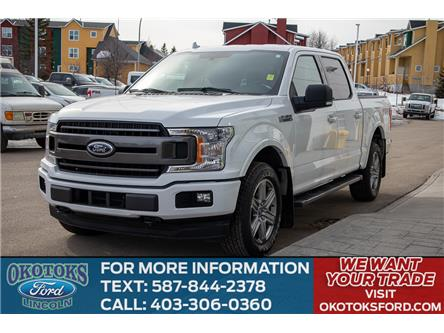2018 Ford F-150 XLT (Stk: B81590) in Okotoks - Image 1 of 24