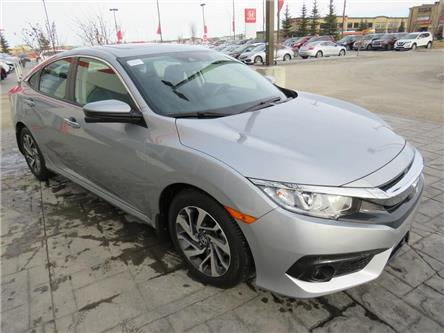 2018 Honda Civic EX (Stk: D186343) in Airdrie - Image 1 of 30