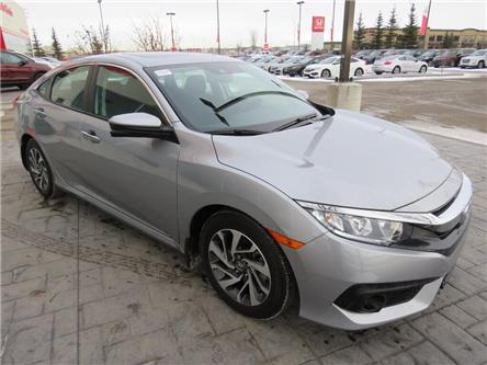 2018 Honda Civic EX (Stk: D186340) in Airdrie - Image 1 of 30