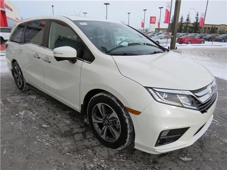 2019 Honda Odyssey EX (Stk: 200020A) in Airdrie - Image 1 of 33