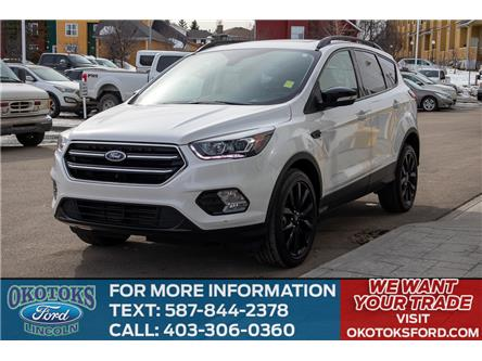 2019 Ford Escape Titanium (Stk: B81593) in Okotoks - Image 1 of 24