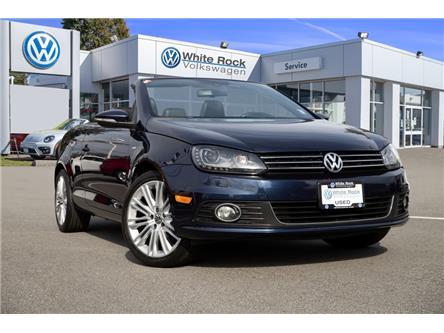 2015 Volkswagen Eos Wolfsburg Edition (Stk: VW0971) in Vancouver - Image 1 of 24