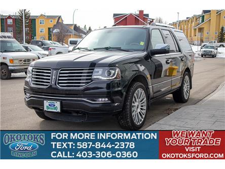 2017 Lincoln Navigator Select (Stk: B81599) in Okotoks - Image 1 of 26