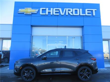 2020 Chevrolet Blazer RS (Stk: 20077) in STETTLER - Image 1 of 20