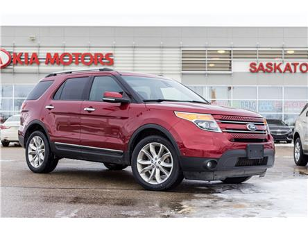 2013 Ford Explorer Limited (Stk: P4676A) in Saskatoon - Image 1 of 30
