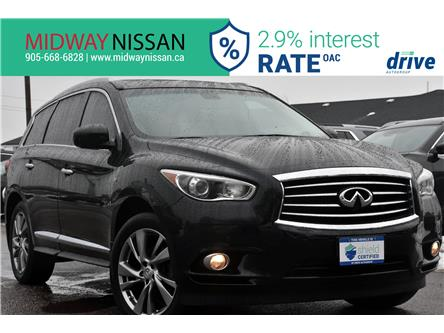 2014 Infiniti QX60 Base (Stk: LN115806A) in Whitby - Image 1 of 41