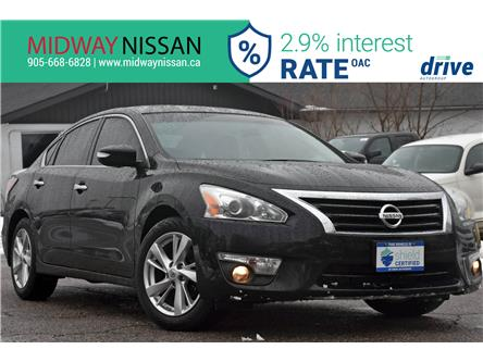 2015 Nissan Altima 2.5 SL (Stk: KC632123A) in Whitby - Image 1 of 38