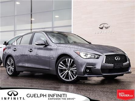 2020 Infiniti Q50  (Stk: I7168) in Guelph - Image 1 of 28