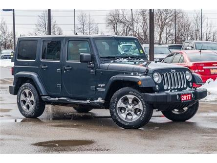 2017 Jeep Wrangler Unlimited Sahara (Stk: 27352U) in Barrie - Image 1 of 23