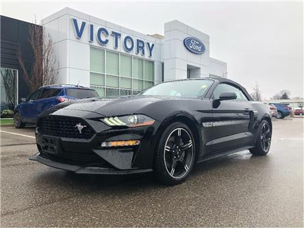 2020 Ford Mustang GT Premium (Stk: VMU19234) in Chatham - Image 1 of 21