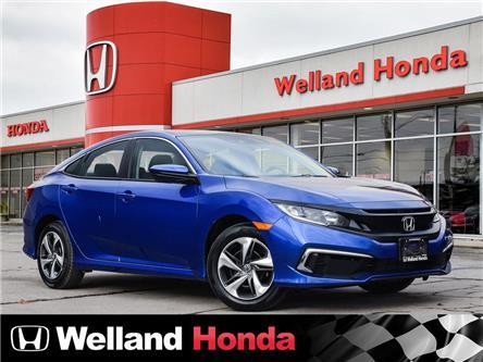 2020 Honda Civic LX (Stk: N20161) in Welland - Image 1 of 21
