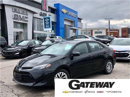 2019 Toyota Corolla LE|BLUETOOTH|SAFETY|A/C|BACK-UP CAM| (Stk: 17554) in BRAMPTON - Image 1 of 15