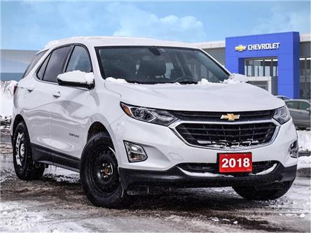 2018 Chevrolet Equinox LT (Stk: 183187A) in Markham - Image 1 of 27