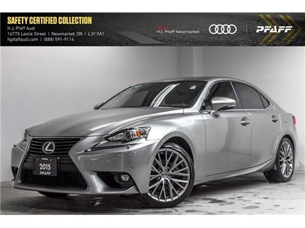 2015 Lexus IS 250 Base (Stk: 53526A) in Newmarket - Image 1 of 22