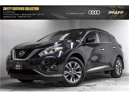 2015 Nissan Murano SV (Stk: 53545) in Newmarket - Image 1 of 22