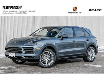 2019 Porsche Cayenne  (Stk: PD13421) in Vaughan - Image 1 of 21