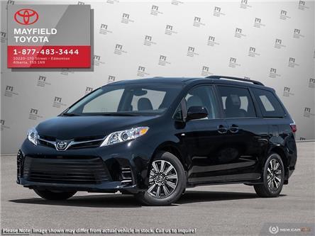 2020 Toyota Sienna LE 7-Passenger (Stk: M001087) in Edmonton - Image 1 of 24