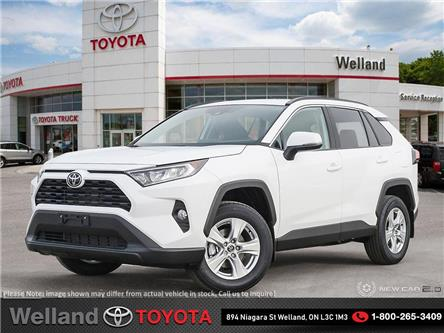 2020 Toyota RAV4 XLE (Stk: L7033) in Welland - Image 1 of 24