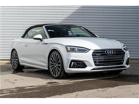 2019 Audi A5 45 Technik (Stk: N5245) in Calgary - Image 1 of 19