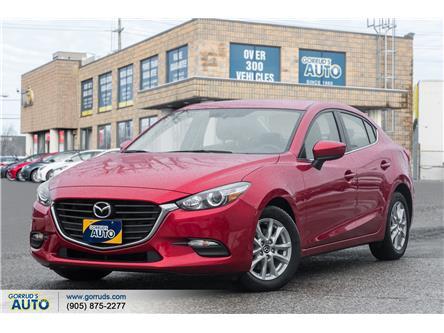 2017 Mazda Mazda3 SE (Stk: 154246) in Milton - Image 1 of 18