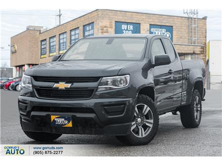2018 Chevrolet Colorado WT (Stk: 133102) in Milton - Image 1 of 19