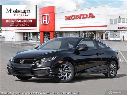 2020 Honda Civic LX (Stk: 327900) in Mississauga - Image 1 of 23
