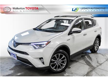 2017 Toyota RAV4 Hybrid Limited (Stk: PL024) in Walkerton - Image 1 of 15
