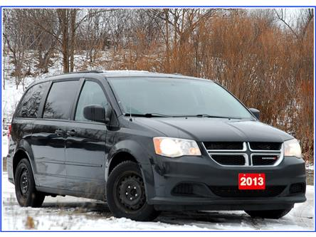 2013 Dodge Grand Caravan SE/SXT (Stk: 0E9980BZ) in Kitchener - Image 1 of 15