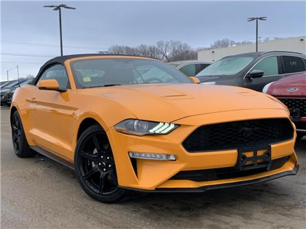 2019 Ford Mustang EcoBoost Premium (Stk: 0RC830) in Midland - Image 1 of 17