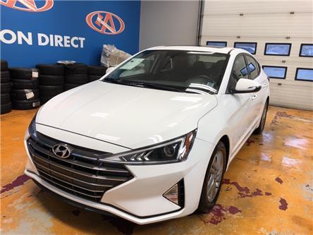 2020 Hyundai Elantra Preferred (Stk: 20-898734) in Lower Sackville - Image 1 of 17