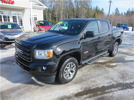2018 GMC Canyon All Terrain w/Cloth (Stk: 39108p) in St. Stephen - Image 1 of 15