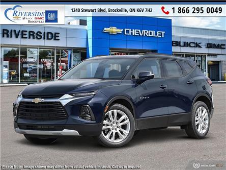 2020 Chevrolet Blazer True North (Stk: 20-107) in Brockville - Image 1 of 23