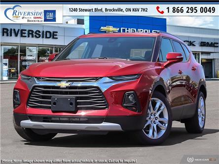 2020 Chevrolet Blazer Premier (Stk: 20-111) in Brockville - Image 1 of 23