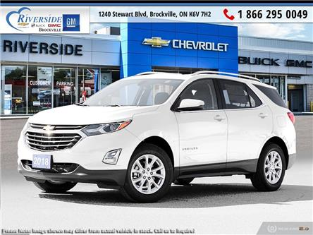 2018 Chevrolet Equinox 1LT (Stk: 18-003) in Brockville - Image 1 of 24