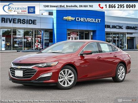 2020 Chevrolet Malibu LT (Stk: 20-026) in Brockville - Image 1 of 22