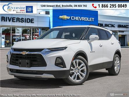 2020 Chevrolet Blazer True North (Stk: 20-069) in Brockville - Image 1 of 23