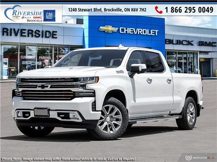 2020 Chevrolet Silverado 1500 High Country (Stk: 20-038) in Brockville - Image 1 of 23