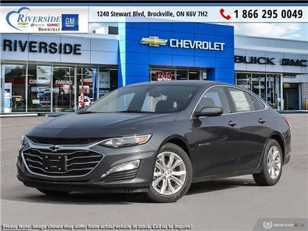 2020 Chevrolet Malibu LT (Stk: 20-007) in Brockville - Image 1 of 23